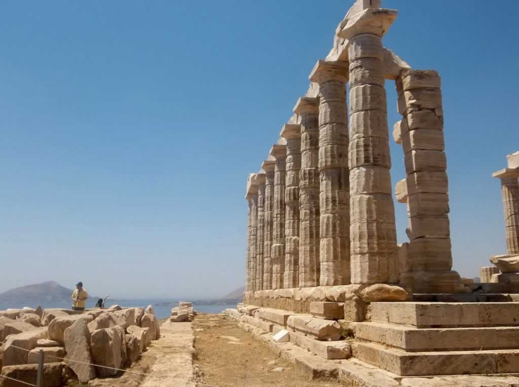 Cape Sounion - Day Trips from Athens
