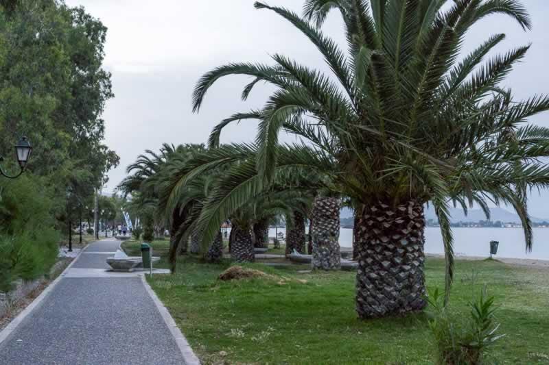 Nea Makri, Greece, Seafront Promenade