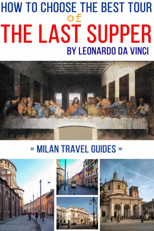 The Last Supper Tickets - Milan Tours