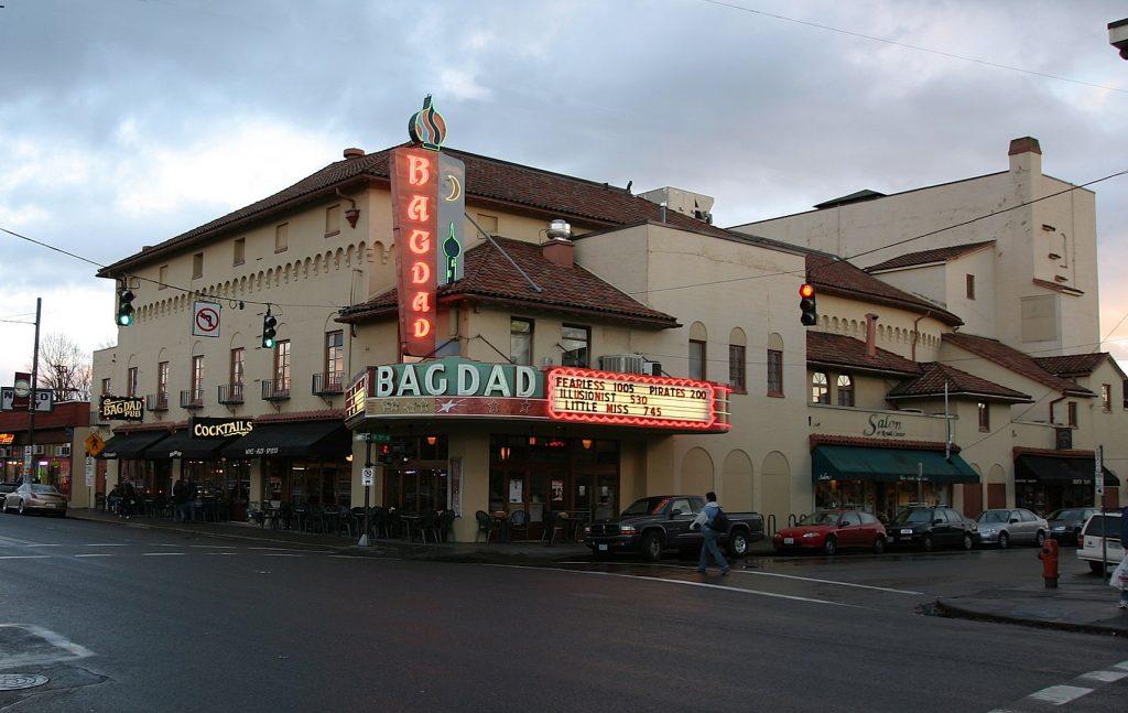 Bagdad Theatre Portland, Oregon