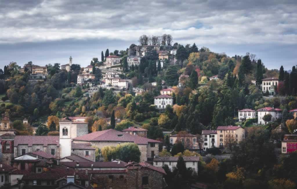 Bergamo Northern Italy