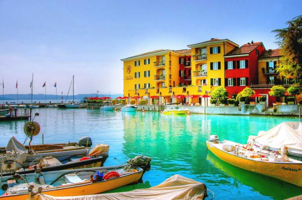 Sirmione as part of a two-week Northern Italy itinerary