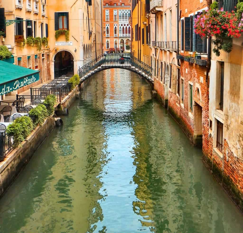 Venice, the place to start a two-week Northern Italy itinerary
