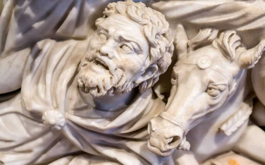 Ludovisi Battle Sarcophagus – The Coffin that Tells Stories