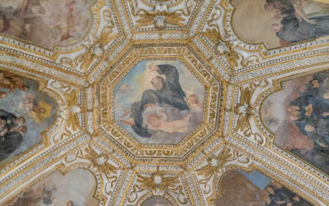 Churches in Rome with Caravaggio paintings - see all three churches in this self-guided tour of Rome