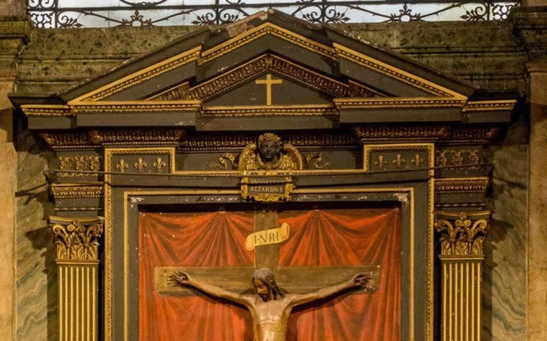 Why Visit the Church of San Luigi dei Francesi in Rome