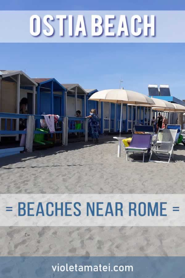 Ostia Beach is the closest beach to Rome, perfect for a day trip. Find out how to get to Lide di Ostia from Rome