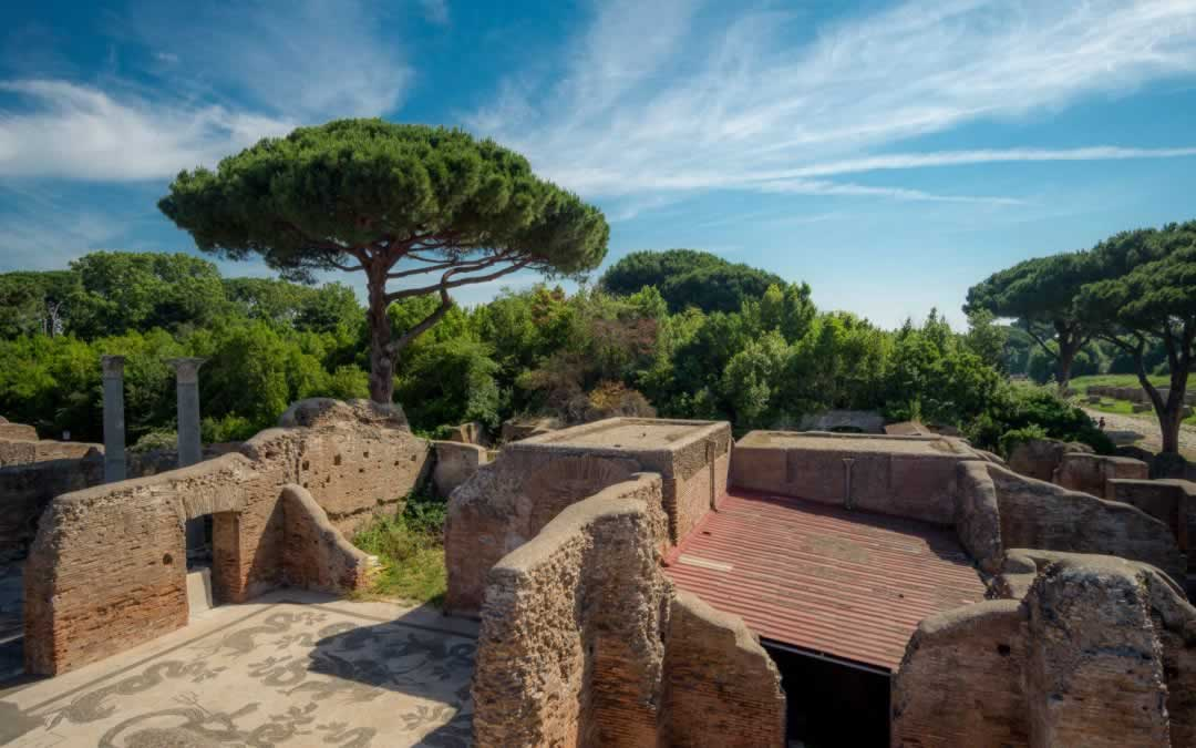 ostia antica day trip from rome