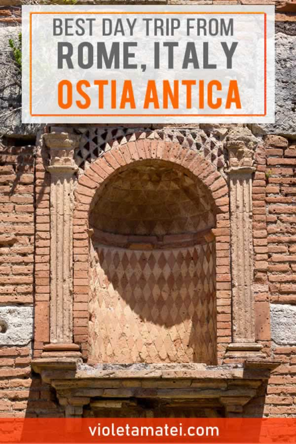 How to visit Ostia Antica in this day trip from Rome