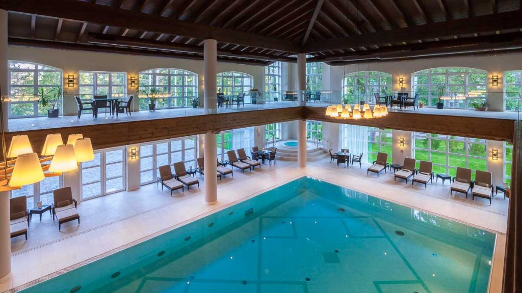 Ana Hotels SPA Center Swimming Poll