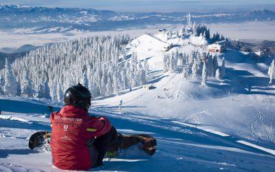 Skiing in Romania – Poiana Brasov