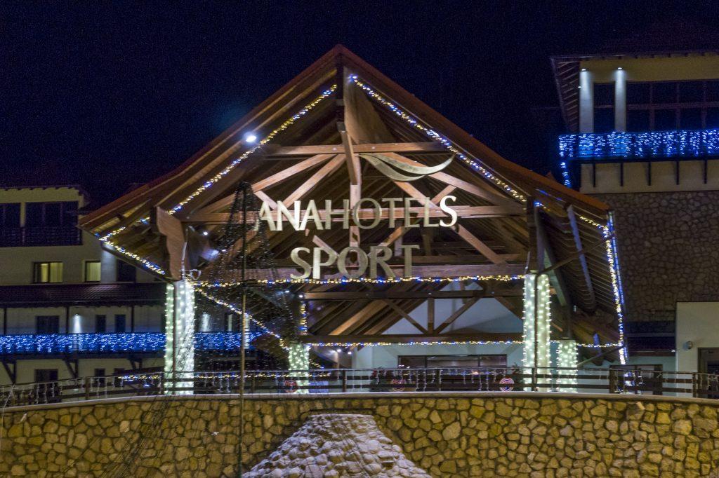 Ana Hotels Sport Poiana Brasov, Romania