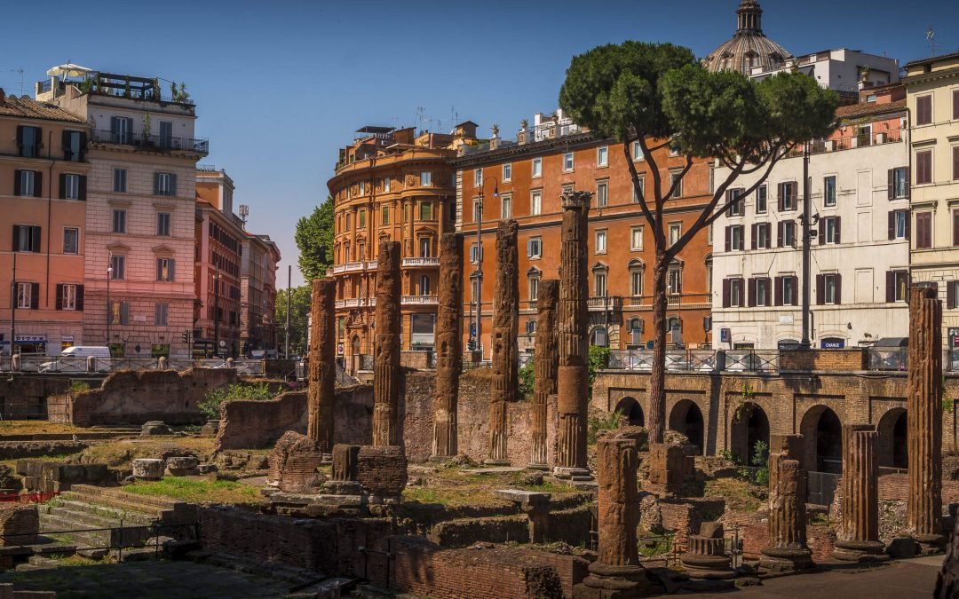 Crypta Balbi – A Glimpse into the Layered Urban Evolution of Rome