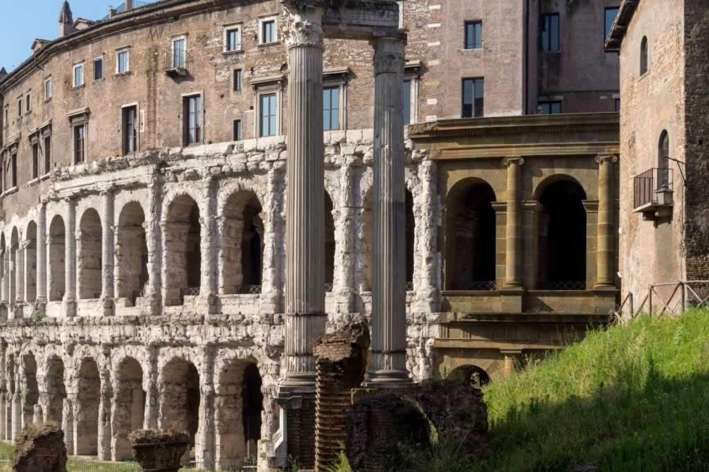 Teatro di Marcello Rome