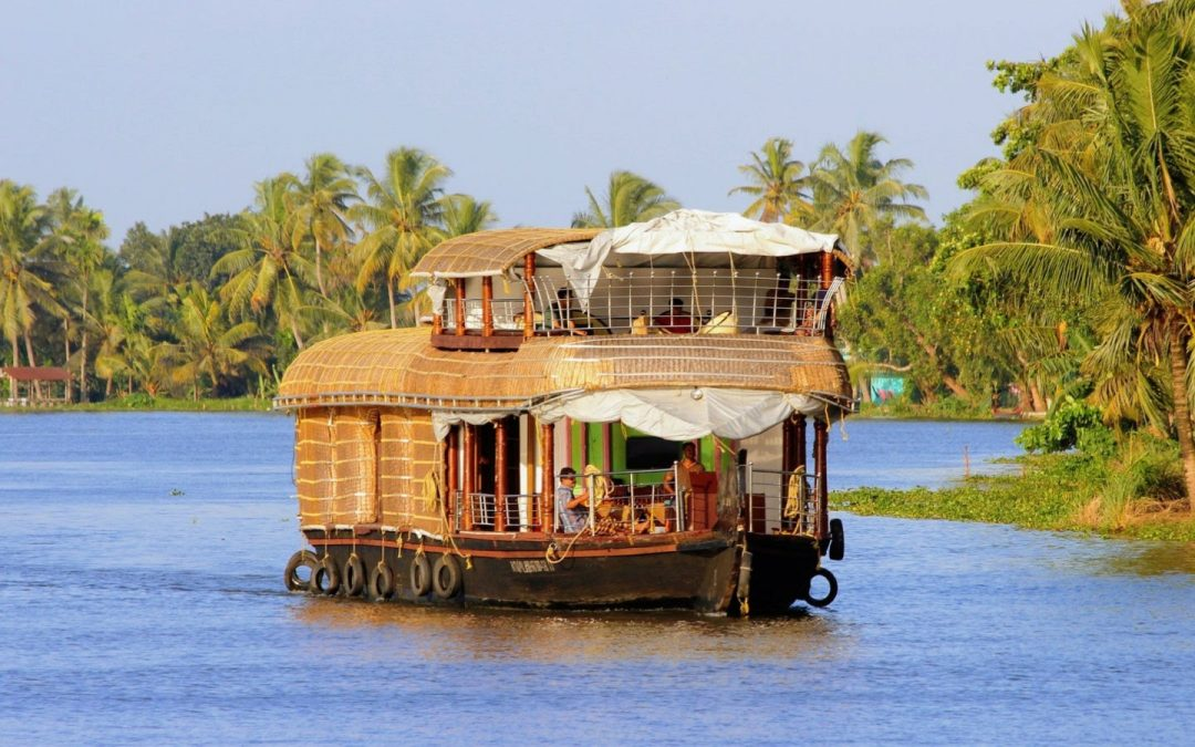 Top places to visit in Kerala, India